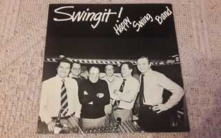 Happy Swing Band – Swingit! (LP)