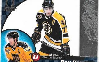 1998-99 Pacific Omega #12 Ray Bourque Boston Bruins