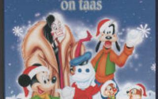 JOULU ON TAAS(32355)k-FI-DVDdisney
