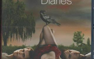 Vampire Diaries - Vampyyripäiväkirjat - kausi 1 Blu-ray UUSI