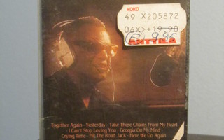 Ray Charles – The Legend Lives... C-Kasetti