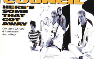 THE STYLE COUNCIL: Here's Some That Got Away CD