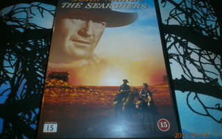DVD  - THE SEARCHERS