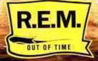 R.E.M.  **  Out Of Time  **  CD