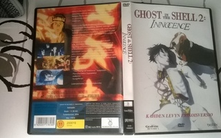 GHOST IN THE SHELL 2 : INNOCENCE (2DVD)