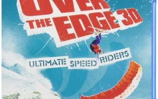 Over The Edge 3D  -   (Blu-ray 3D + Blu-ray)