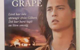 Gilbert Grape, Johnny Depp - DVD