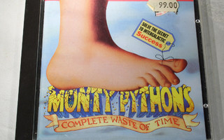 CD-ROM : MONTY PYTHON'S COMPLETE WASTE OF TIME (1994)