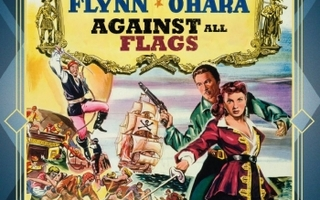 Against All Flags(67079)UUSI-FI-nordic,BLU-RAY1952