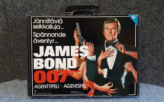 James Bond 007 agentti peli !