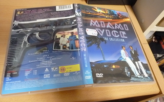 Miami Vice The Collection    2 x dvd  14018