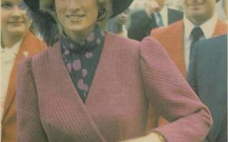 Princess Diana 1983   p140