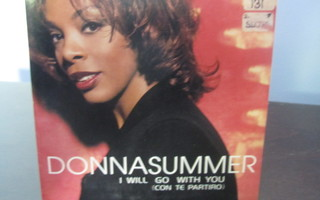 Donna Summer – I Will Go With You (Con Te Partiro) CDS