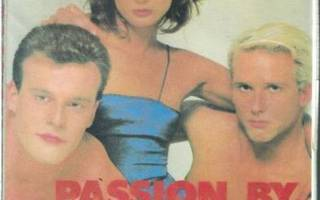Passion by Fire – VHS Bi Sex Video 1986