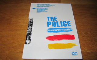 The Police: Synchronicity Concert dvd