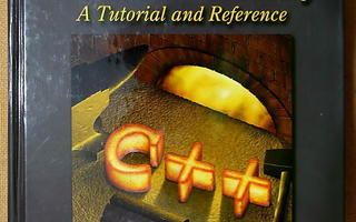 The C++ standard library A tutorial and reference