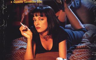 Pulp Fiction (CD) EX!! Music From The Motion Picture