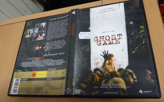 Ghost Game   dvd 112121