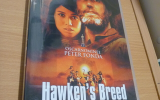 Hawken's Breed     dvd UUSI