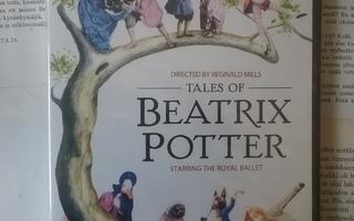 Tales of Beatrix Potter (UUSI DVD!)