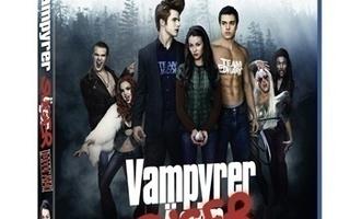 BLU-RAY + DVD : Vampyyrien imussa ( 2 x DISC ) 3582
