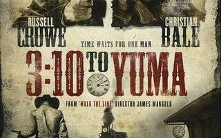 3:10 To Yuma  -  (Blu-ray)