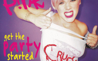 PINK: Get The Party Started CDS