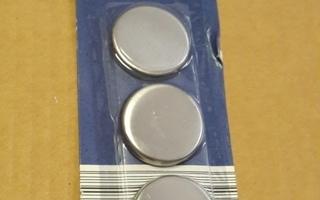 Pyöreä magneetti 3 kpl ( Uusi )
