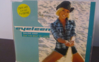 Eveleen - Sailing Away (On The Boat Of Love) CD Maxi-Single