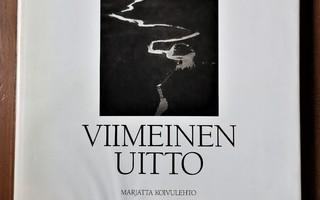Koivulehto Huovinen VIIMEINEN UITTO sid kp 1.p WSOY 1993