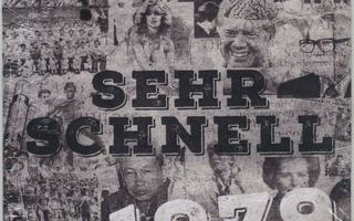 SEHR SCHNELL 1979 - SEALED! CD EP 2016 - Stupido Records