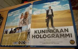 Kuninkaan hologrammi     ( Blu-ray ) 10420