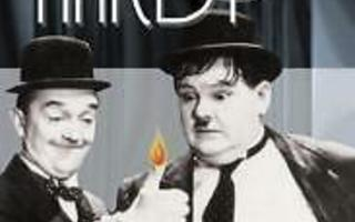Laurel & Hardy Anthology (dvd, PAL, alue 2,ei suomitekstejä)