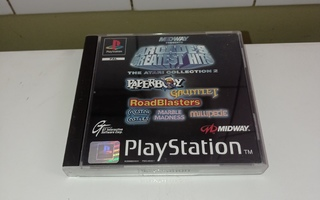 Arcade's Greatest Hits the Atari Collection 2 : PS1