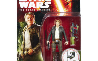 [ ACTION FIGURE ] Star Wars The Force Awakens - Han Solo