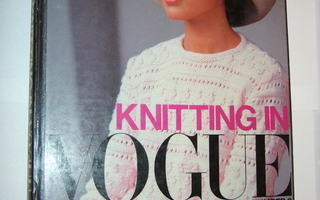 Knitting in Vogue number 2 - patterns from the 20`s to 80`s