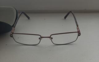 Silmälasit (kaksiteho) miinus V -1,25 & O -0,75