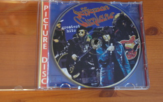 Jefferson Airplane:Greatest Hits-CD.Picture Disc.