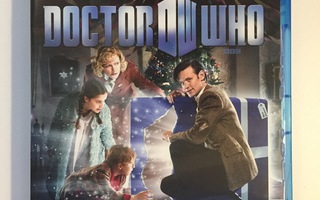 Doctor Who - The Doctor, the Widow an the Wardrobe (Blu-ray)