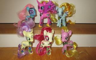 """My Little Pony """"Ponymania"""" setti"""