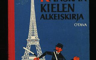 RANSKANKIELEN ALKEISKIRJA Anna-Liisa Sohlberg 1960 H++