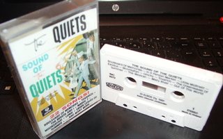 C-kasetti : The Quiets : Sound of The Quiets (sis.postikulu)