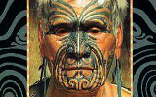 MOKO the Art and History of MAORI TATTOOING by H.G. Robley