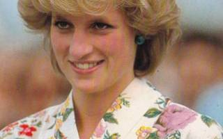 Diana Princess of Wales    p142