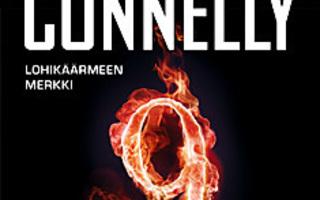 LOHIKÄÄRMEEN MERKKI Michael Connelly 1p SKP KovaKAnsi H+++
