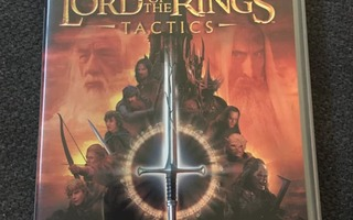 The Lord of the Rings Tactics PSP