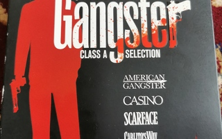The Ultimate Gangster Class A Collection