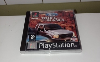 Ford Truck Mania : PS1