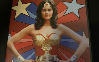 Lynda Carter:  Wonder Woman Season 1 episodes  2-4