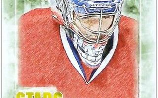 2009-10 Between The Pipes #78 Carey Price